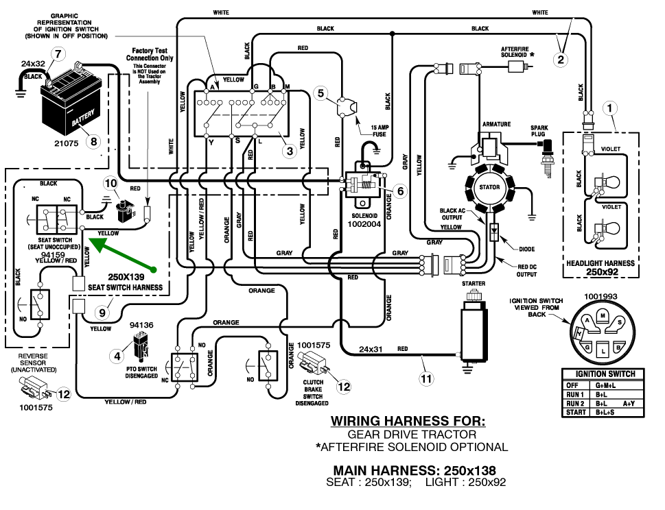 John Deere 111 Wiring Diagram All About Wiring Diagram – Lawn Tractor Wiring Diagram